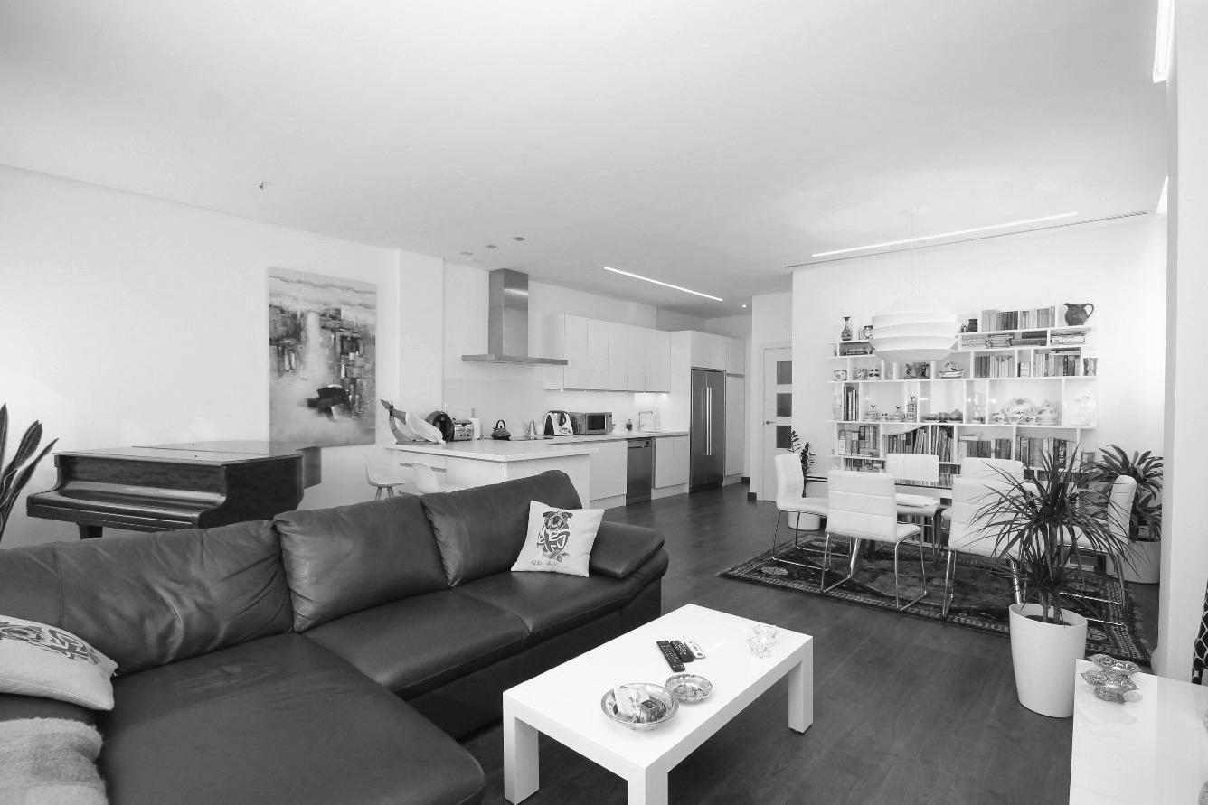 Excelente tico en ruzafa casas del mediterr neo - Casas del mediterraneo valencia ...